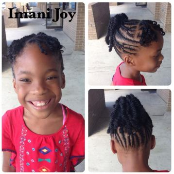 Childrens Braids 01
