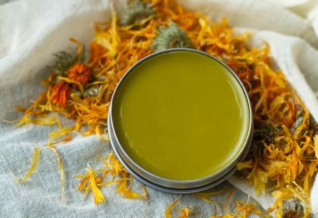 DIY Herbal Salve