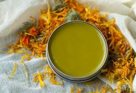 DIY Herbal Salve