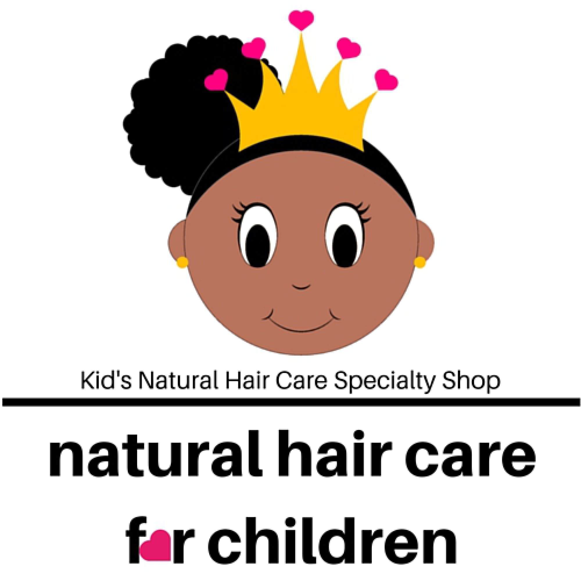 Natural Hair Care for Children